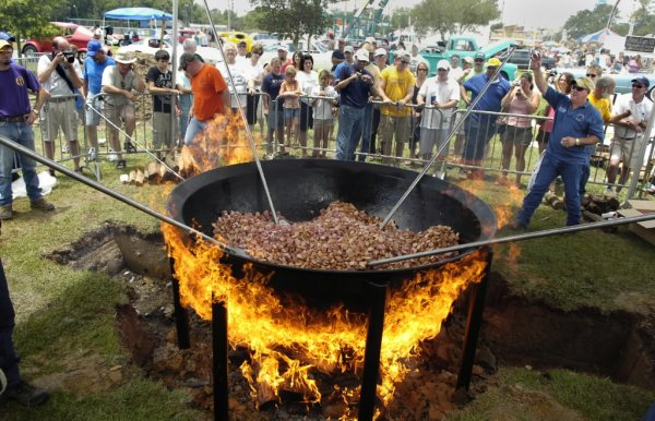 World Record Jambalaya