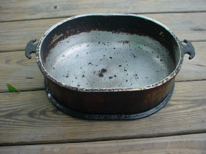 How to clean aluminum pots burnt thecarpets co - Clean burnt grease oven pots pans ...