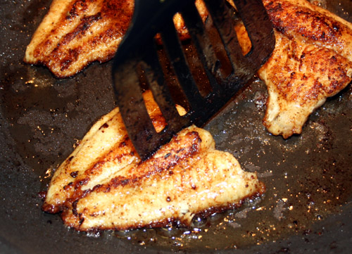 Best pan fried fish recipe for Best fish to pan fry